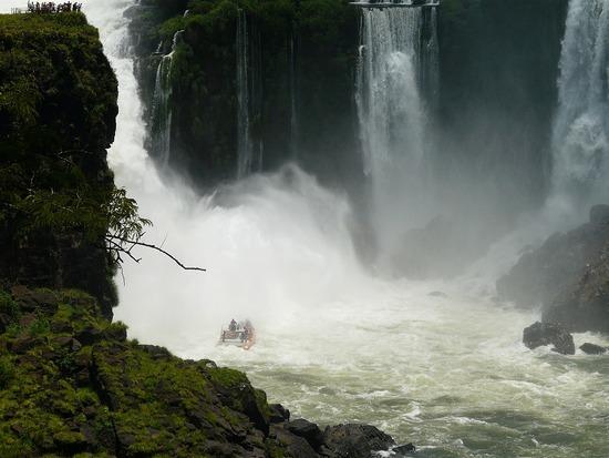 Iguazu Argentina Excitement for those who like it!
