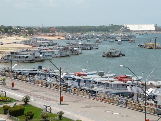 Santarem - Boats