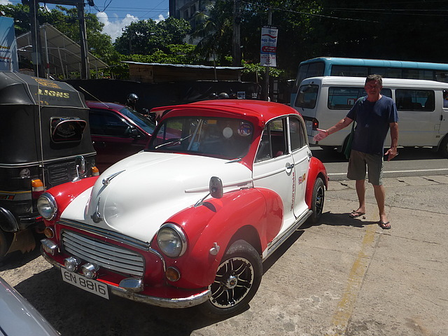 Another Morris Minor! - in excellent condition