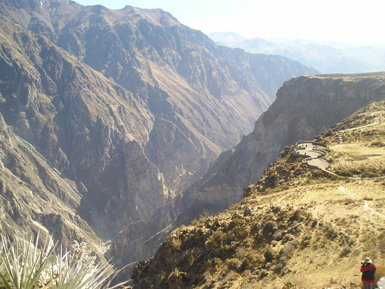 Colca Trip - Colca Canyon - Cruz del Condor 2