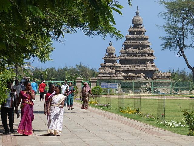 Mamallapuram Shore Temples 2