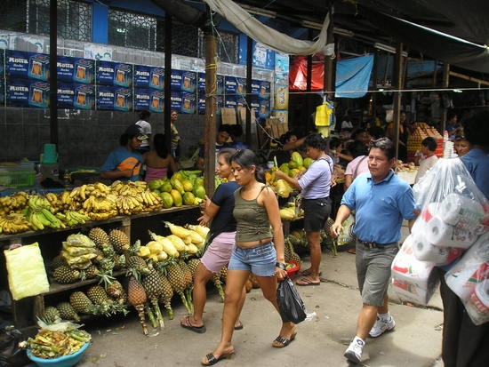Belen market - fruits