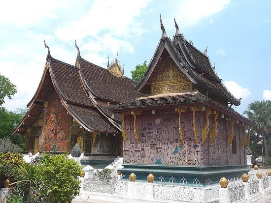 Luang Prabang - Wat 3