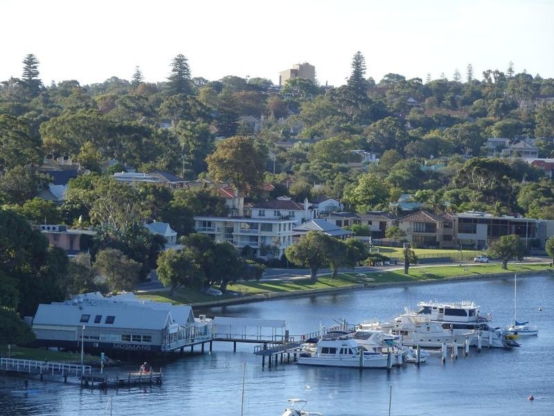 Swan River - Matilda Bay