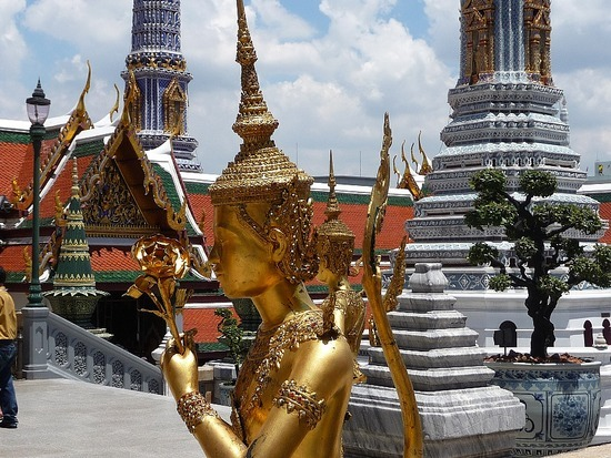 Wat Phra Keo and Grand Palace 15