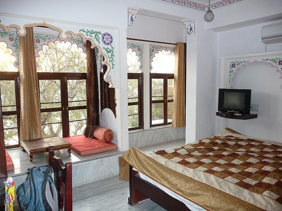 Hotel Pichola Haveli Bedroom