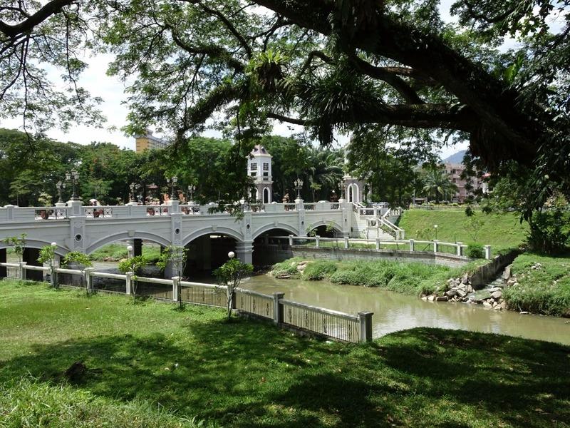 Bridge - Ipoh river