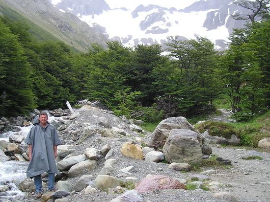 Day 1 - Marshall Glacier area 2