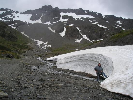Day 1 - Marshall Glacier area 3