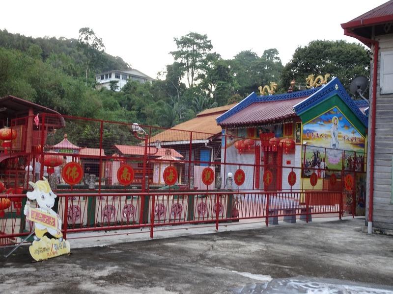 """Heritage Walk"" - Kum Yam temple"