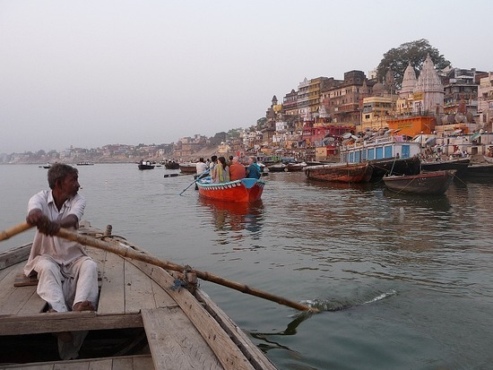 Ghats Boat trip Dawn