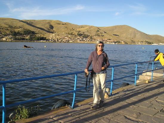 Puno - by Lake