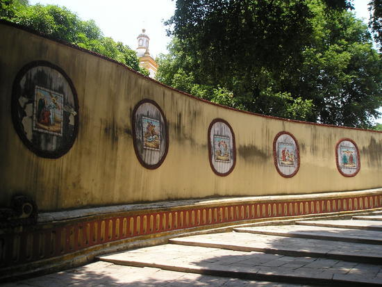 Manaus cathedral area