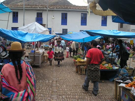 Pisac  Sunday Market 4