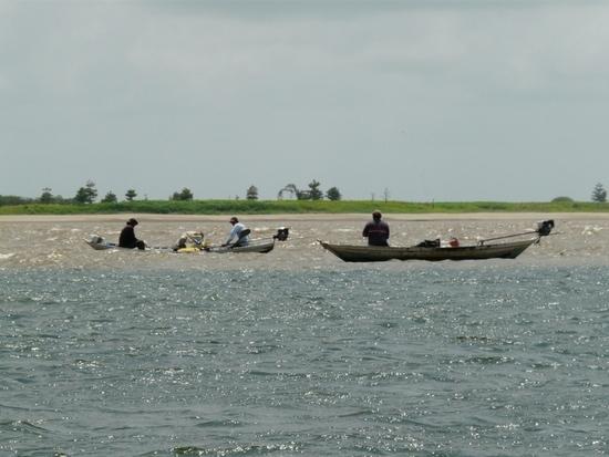 Santarem - Boat trip - Amazon meets Topajos