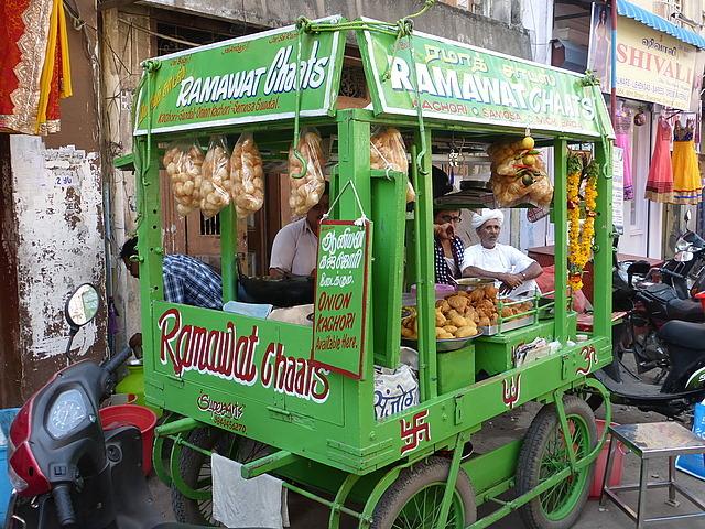 Mint Road foodseller