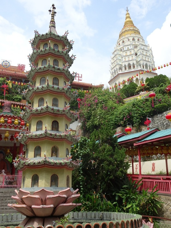 Kek Lok Si temple complex, Penang Island
