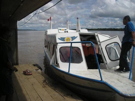 Fastboat - Tabatinga/Santa Rosa - Iquitos
