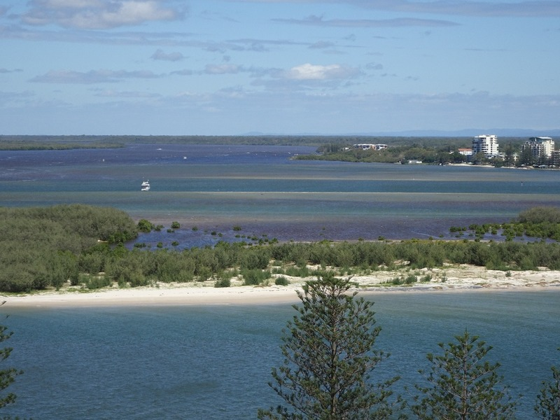 View from apartment - Bribie Island 1