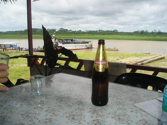 Cusqueña beer - Peru