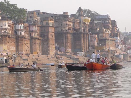 Ghats Boat trip Dawn 4