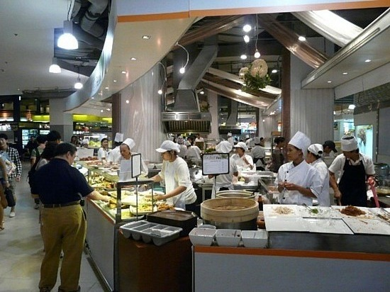 Siam Paragon Food Centre 3