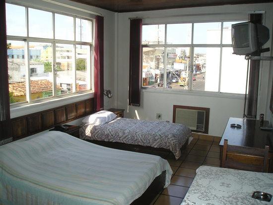 Santarem - Santorem Palace hotel room