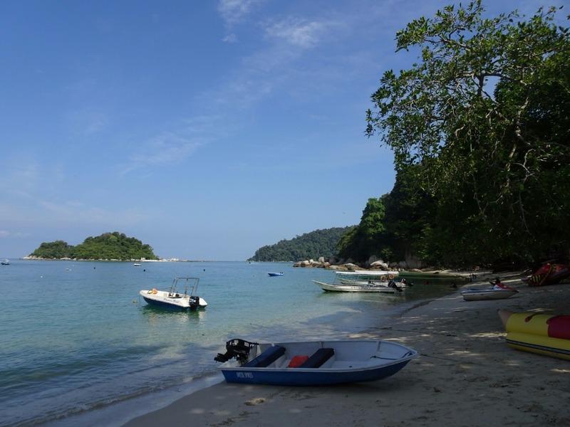 Teluk Nipah - Pangkor Island