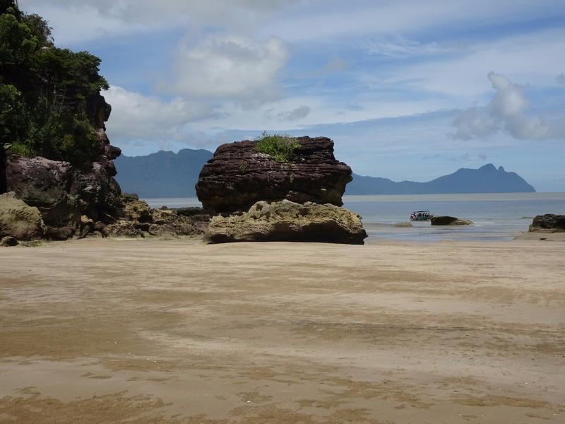 Teluk Paku beach 3