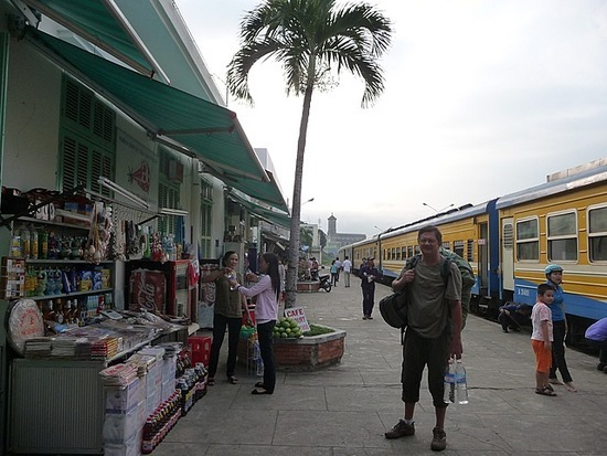 Nha Trang station 06h30