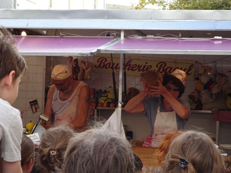Freemantle Street Arts - Boucherie Bacul!