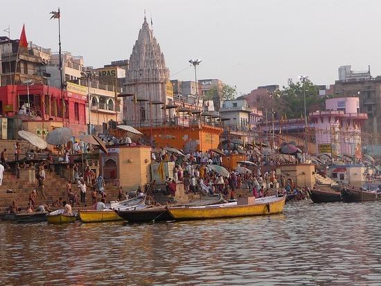 Ghats Boat trip Dawn 6