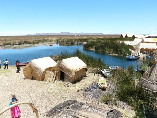Uros - Floating Islands trip 5