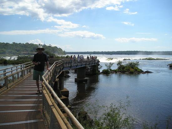 Iguazu Argentina by Devil's Throat