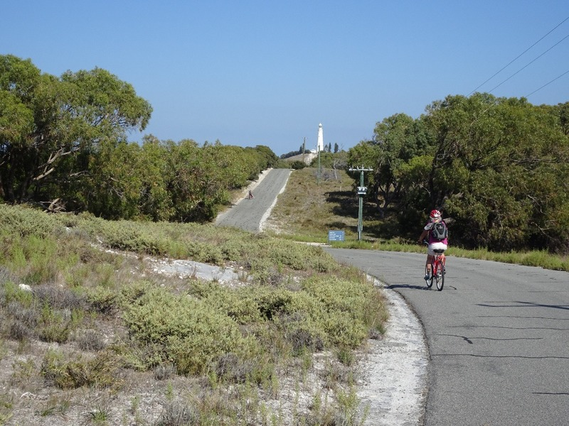 Rottnest by bicycle