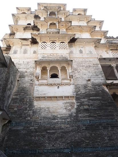 Dungapur - Jama Mahal 1