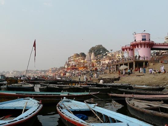 Ghats Boat trip Dawn 14