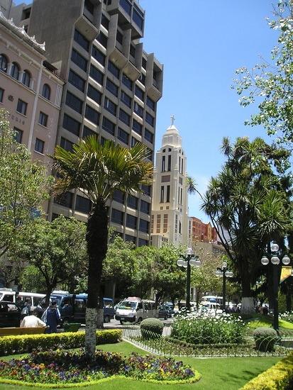 La Paz - Downtown 1