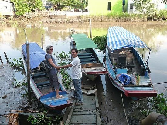 Village - Leaving Homestay