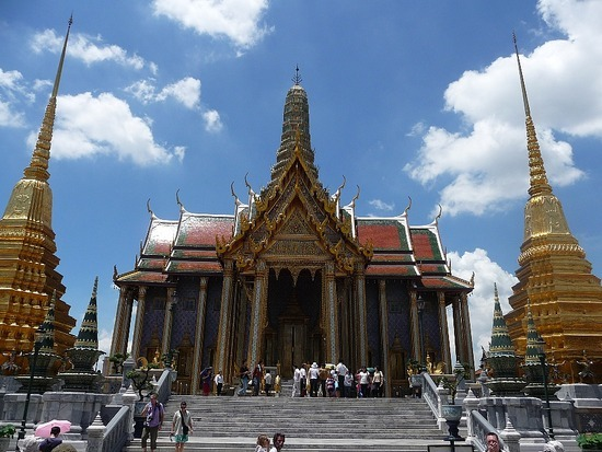 Wat Phra Keo and Grand Palace 1