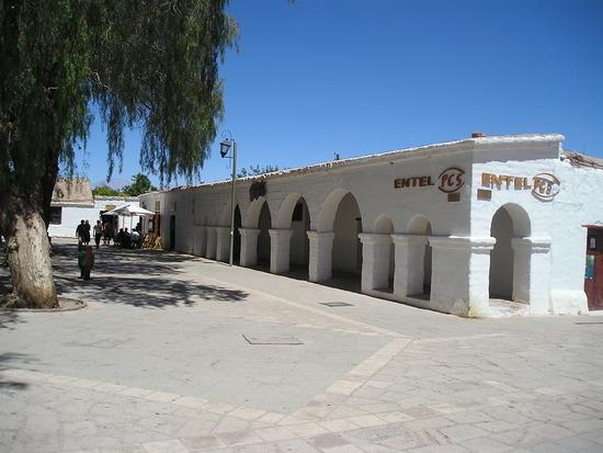 San Pedro near plaza