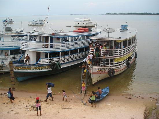 Santarem River 3