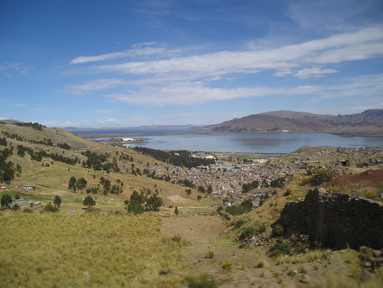 Cusco to Puno by Bus - Titicaca
