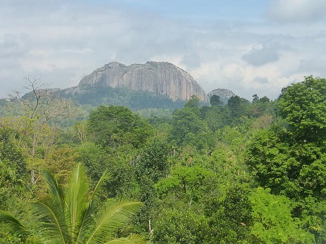 Day trip - Elephant rock - on way to Edakal caves