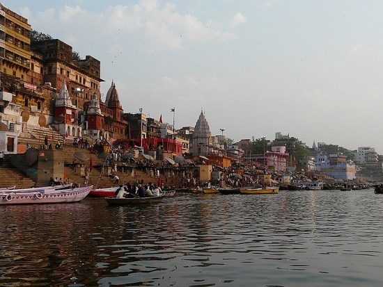 Ghats Boat trip Evening 4