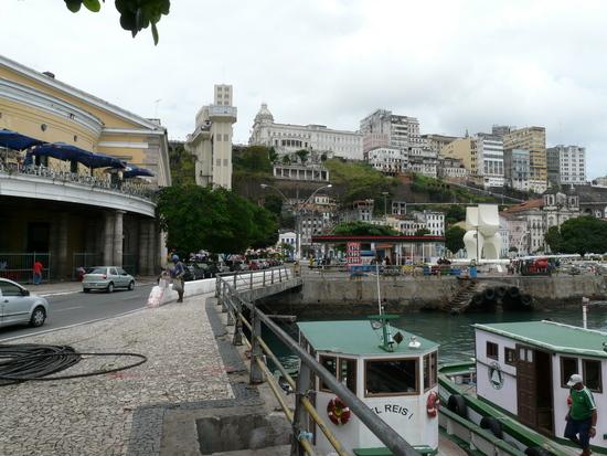 Salvador - Lift to Centro Historico 1