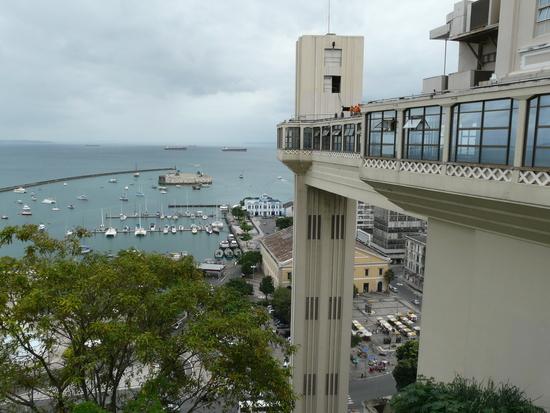 Salvador - Lift to Centro Historico 2