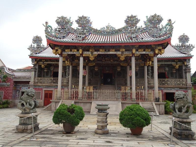 Khoo Kongsi clanhouse