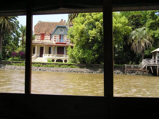 Tigre - Xmas day - boat trip 3