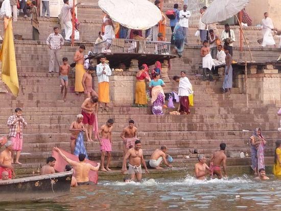 Ghats Boat trip Dawn 12